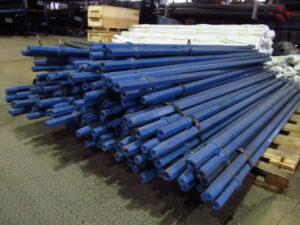 Буровая штанга для переносных и телескопных перфораторов на складе
