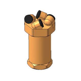Буровой резец РШ-140