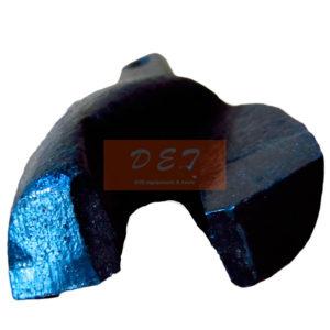 Резец буровой РП-7 вид сверху
