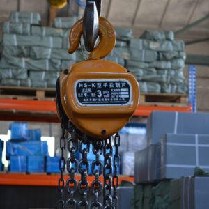 Ручная таль цепная 3 тонны