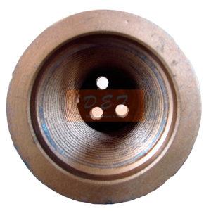 Алмазная коронка БКВД 132 3-х лопастное