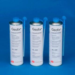 GEOFIX-модифицированная пена ISOSCHAUM в баллонах
