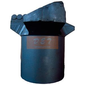 Алмазная коронка PDC 150 3-х лопастное