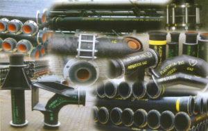 Трубы из полиэфирных стеклопластиков PLASTON-P