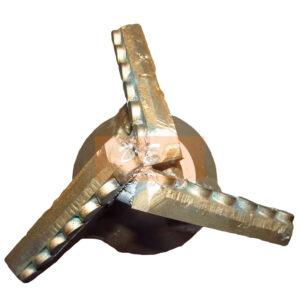 Алмазная коронка БКВД 1/2 Д150мм, Д160мм