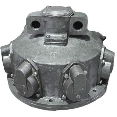 Пневмомотор поршневой (привод механизма подъема) ППН3.04.040