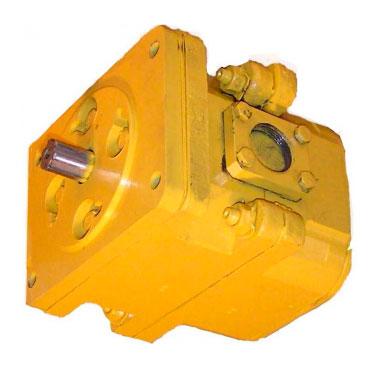 Пневмомотор аксиально-поршневой МАП10-6,7, МАП22-6,7