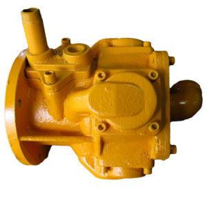 Пневмомотор поршневой П5,5-25 вид сверху