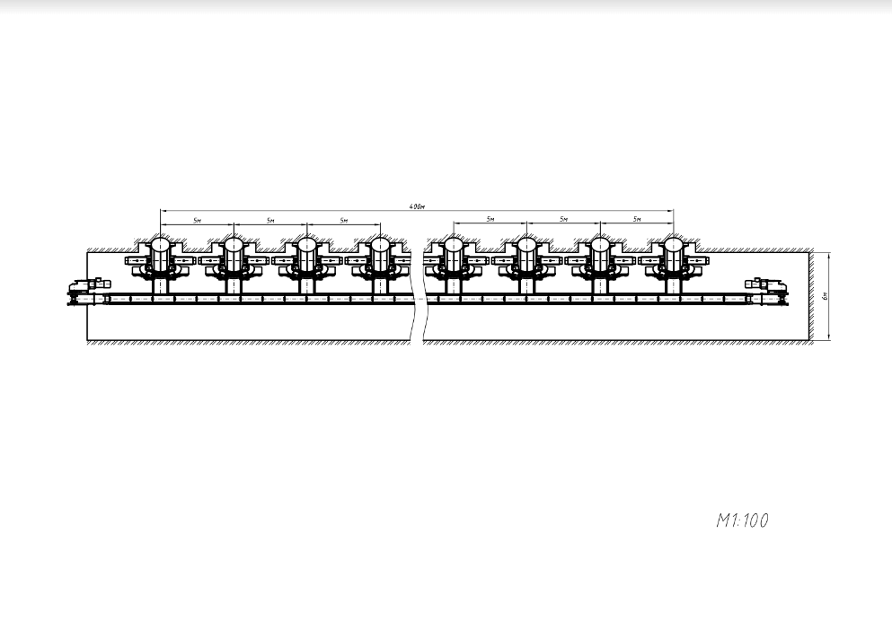 Выемочные модули