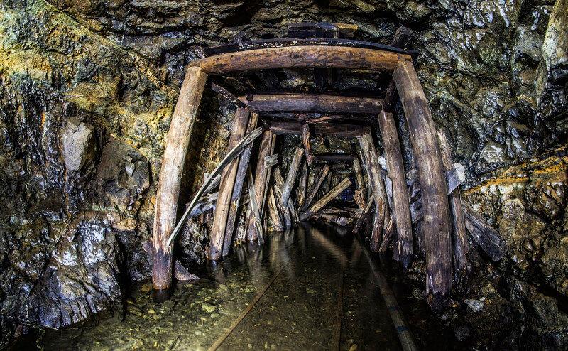 Затопленная шахта