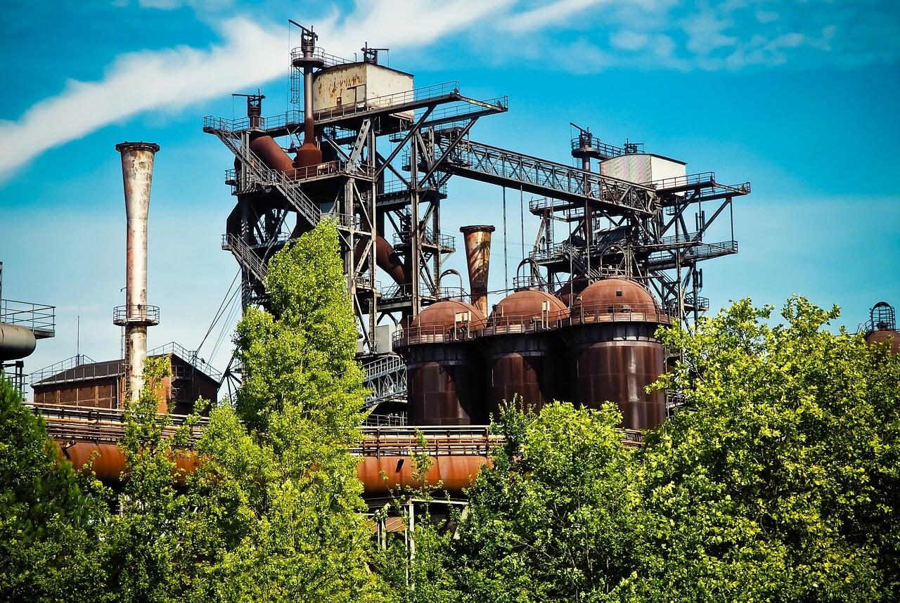 Угольные шахты в Украине