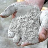 Однокомпонентная цементно-минеральная смесь Торкрет-МБ-2
