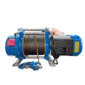 Лебедка электрическая KCD (220 В) 500кг - 60м